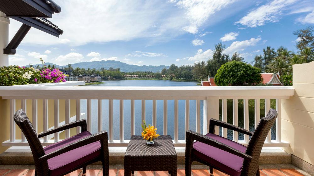 Laguna Room at the Angsana Laguna Phuket