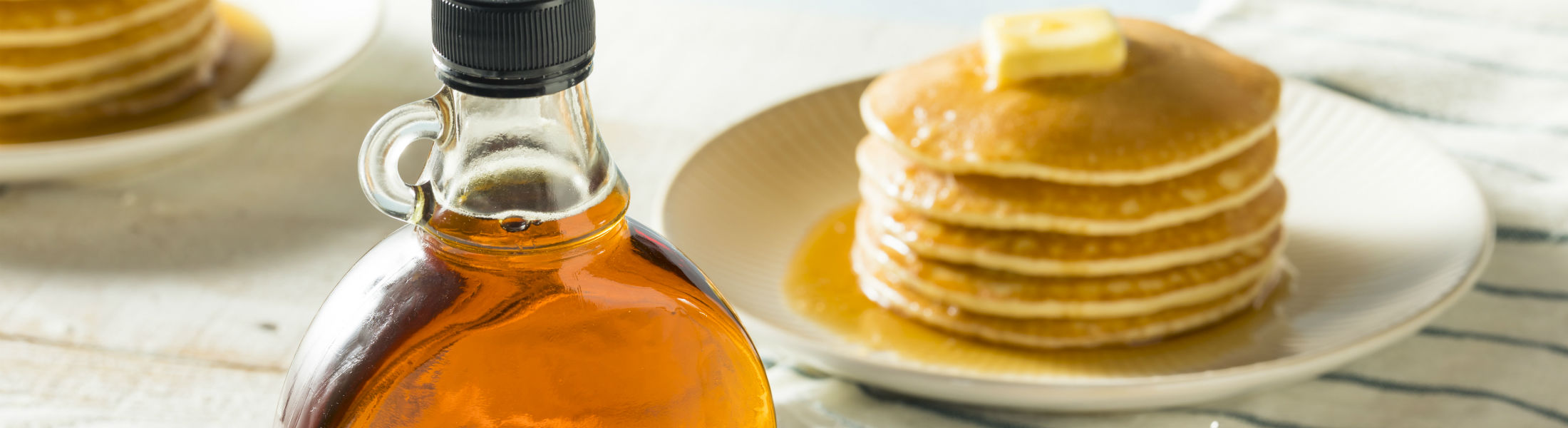 mber Maple Syrup from Canada
