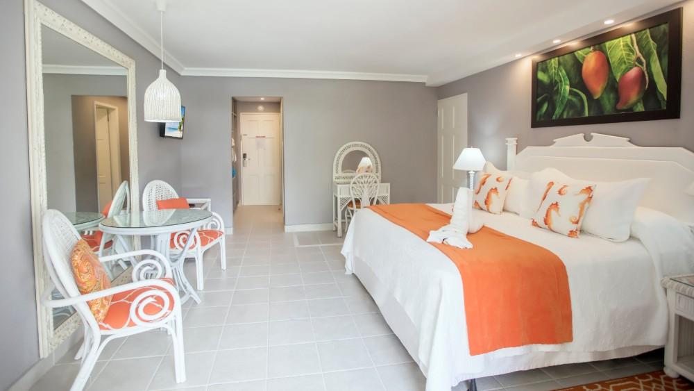 Bedroom of Signature Room at Sugar Bay Barbados