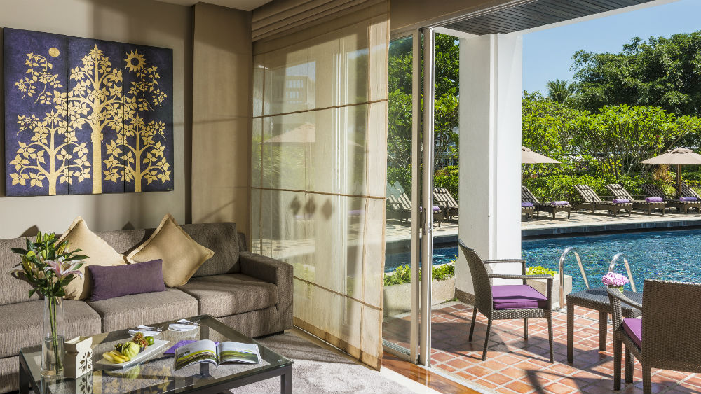 Two Bedroom Island Suites at the Angsana Laguna Phuket