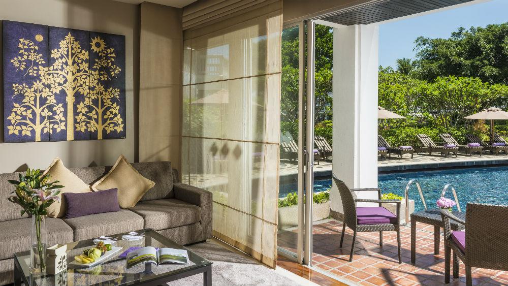 Two Bedroom Island Suites at the Angsana Laguna Phuket