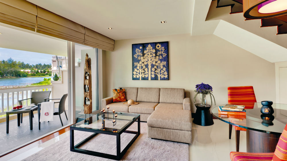 Two Bedroom island Duplexes at the Angsana Laguna Phuket