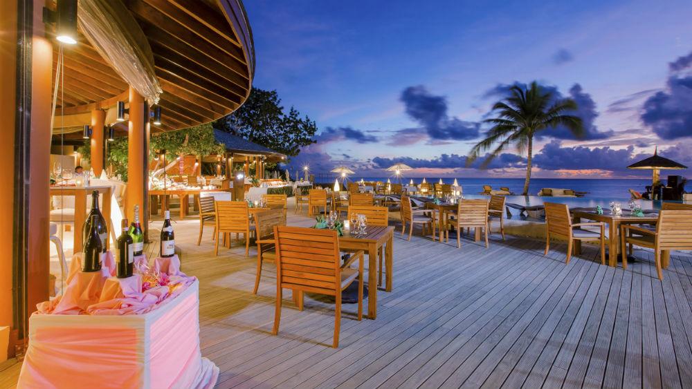 suan-bua at the Centara Ras Fushi Resort and Spa Maldives