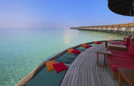 Viu bar at the Centara Ras Fushi Resort and Spa Maldives