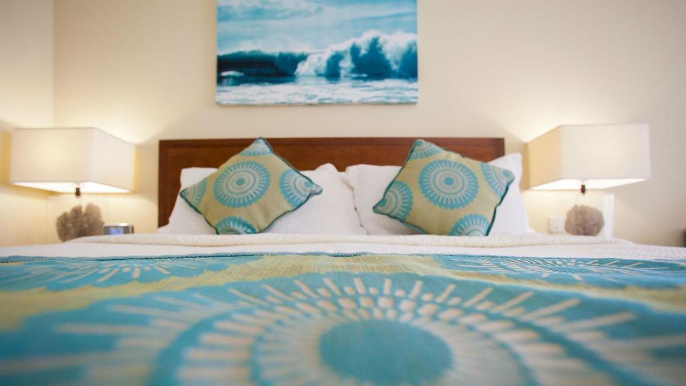 Junior Suite Ocean View at the Turtle Beach by Elegant Hotels
