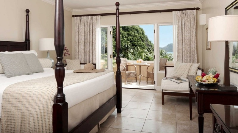 Luxury Room The BodyHoliday, St Lucia