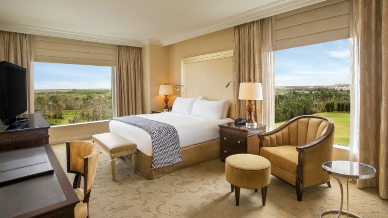 Luxury Suite - Waldorf Astoria, Orlando