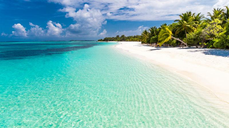 Maldives perfect paradise