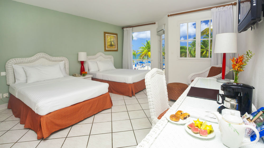 Premium Double Rooms at the St James Club Morgan Bay