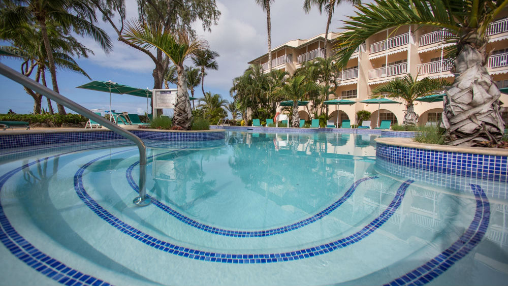 Turtle beach pool at the Turtle Beach by Elegant Hotels