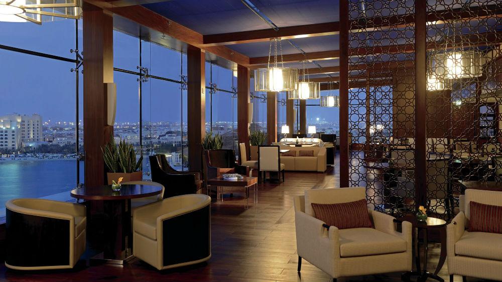 Bar, Ritz Cartlon Abu Dhabi