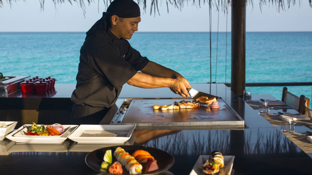 Chef Velassaru Maldives