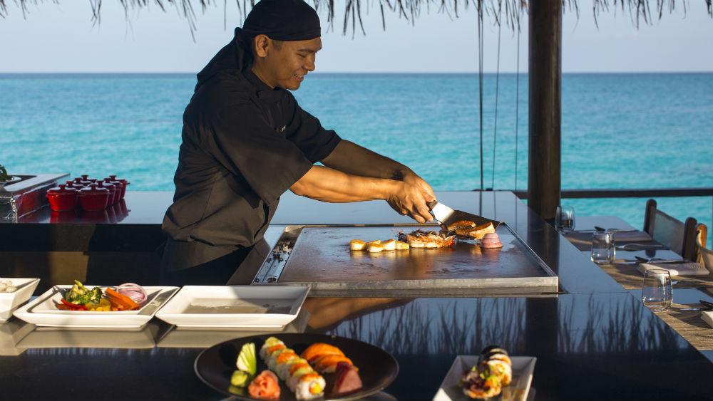 Chef Velassaru Maldives