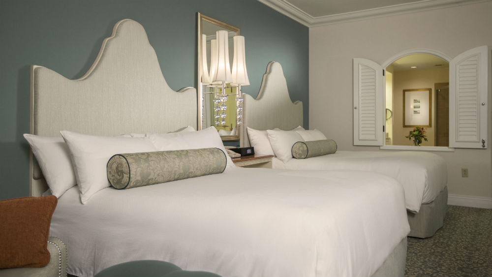Deluxe Room at the Loews Portofino Bay Hotel at Universal