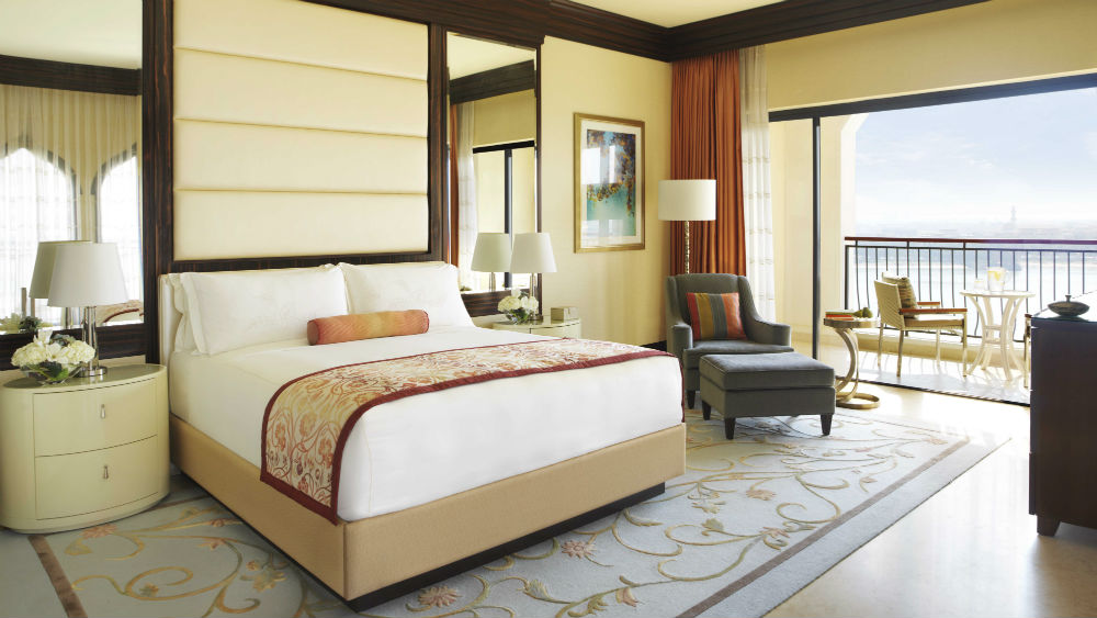 Deluxe Room, Ritz Cartlon Abu Dhabi