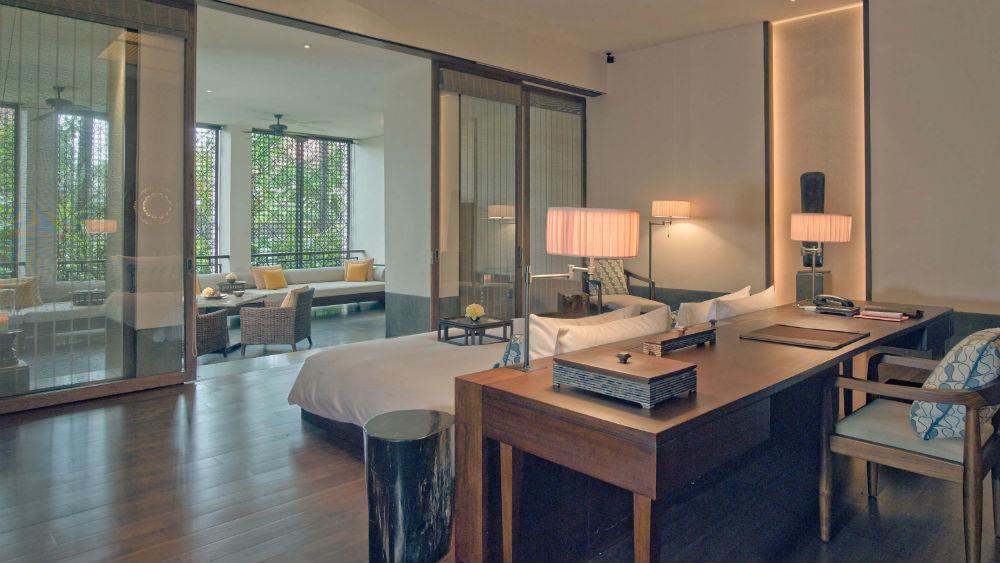 Deluxe Suite at Fairmont Sanur Beach Bali