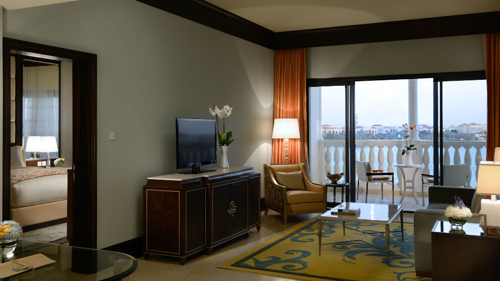 Executive Suite, Ritz Cartlon Abu Dhabi