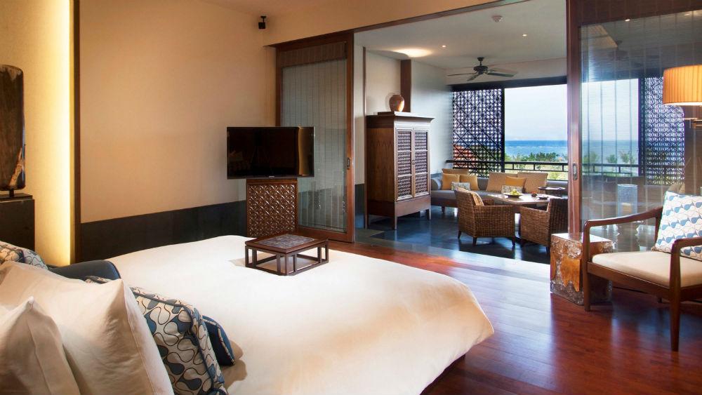 Fairmont Suite at Fairmont Sanur Beach Bali