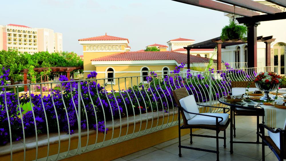 Garden House , Ritz Cartlon Abu Dhabi