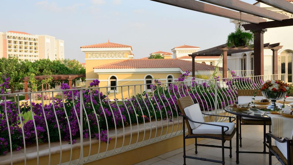 Garden House Grand Canal Villa Terrase, Ritz Cartlon Abu Dhabi