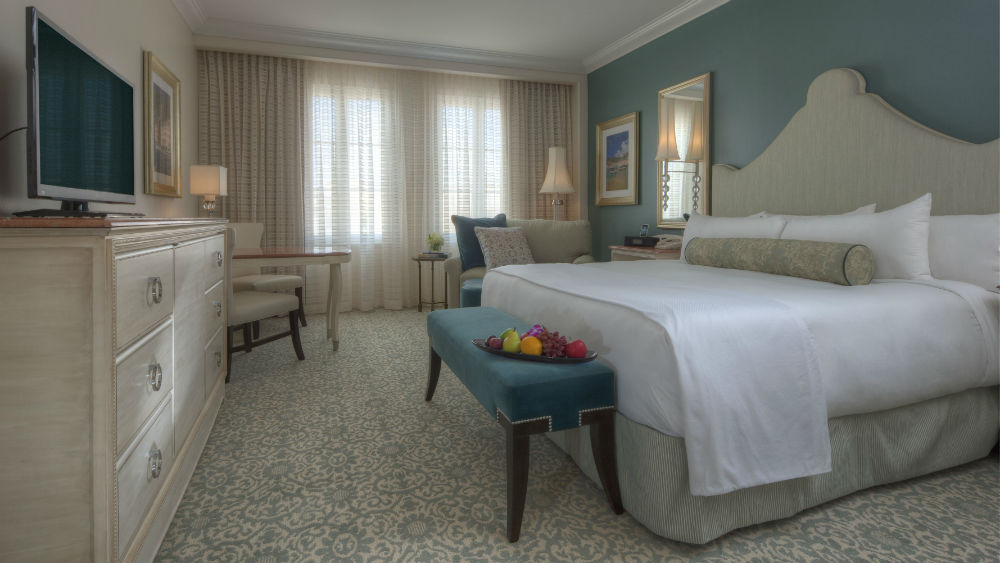 Guest Room at the Loews Portofino Bay Hotel at Universal