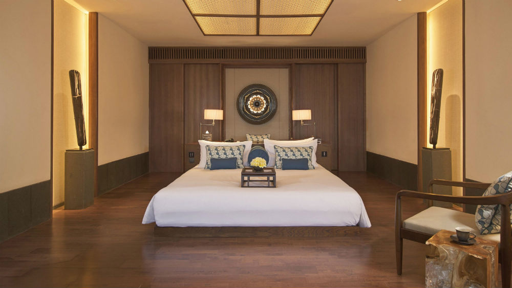 Guest room 4 at Fairmont Sanur Beach Bali