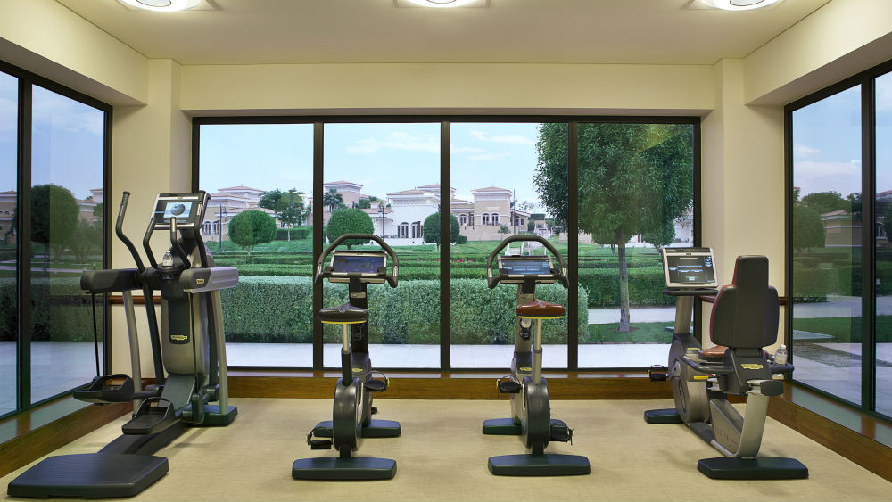 Gym, Ritz Cartlon Abu Dhabi