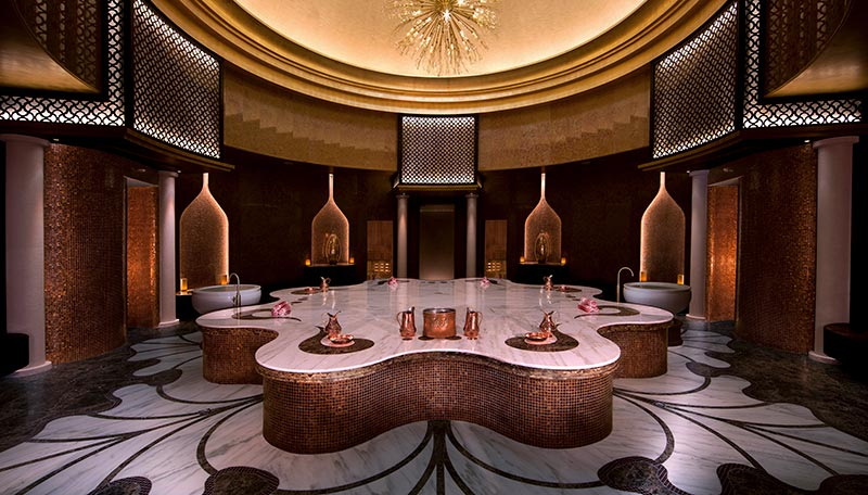 Hammam Spa at Anantara Eastern Mangroves Hotel