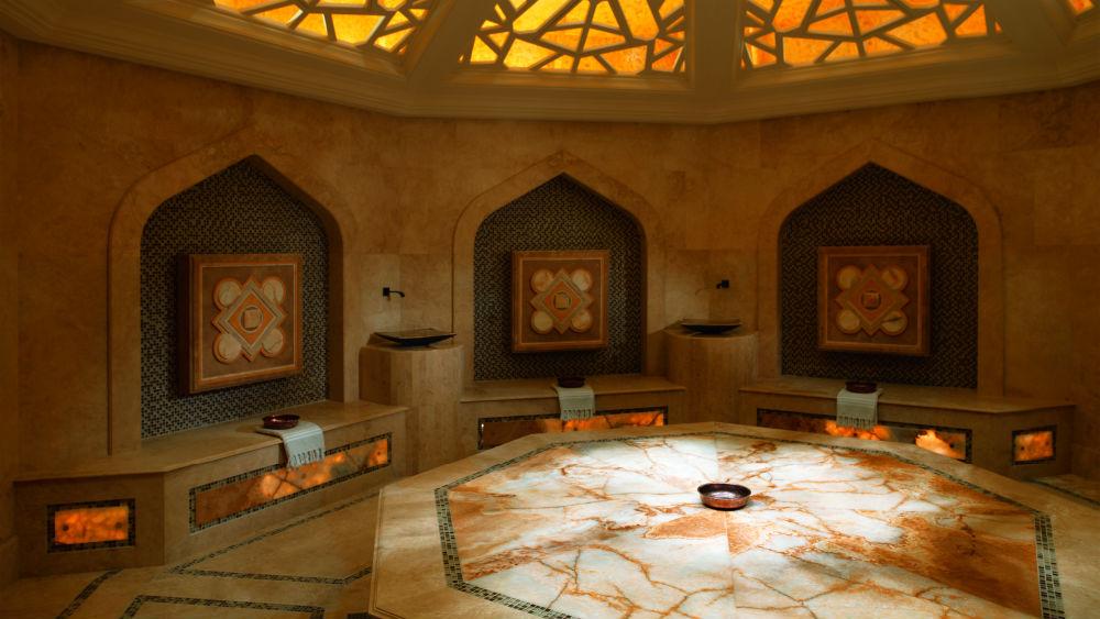 Hamman, Ritz Cartlon Abu Dhabi