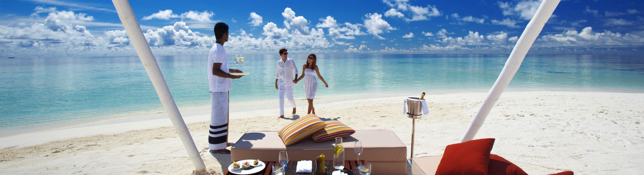 Island escape, Velassaru Maldives