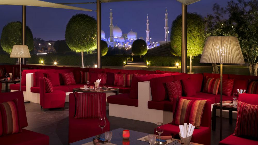 Li Jiang, Ritz Cartlon Abu Dhabi