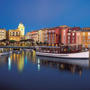 Loews harbour at the Loews Portofino Bay Hotel at Universal