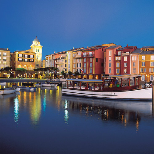 Loews harbour at the Loews Portofino Bay Hotel at Universal