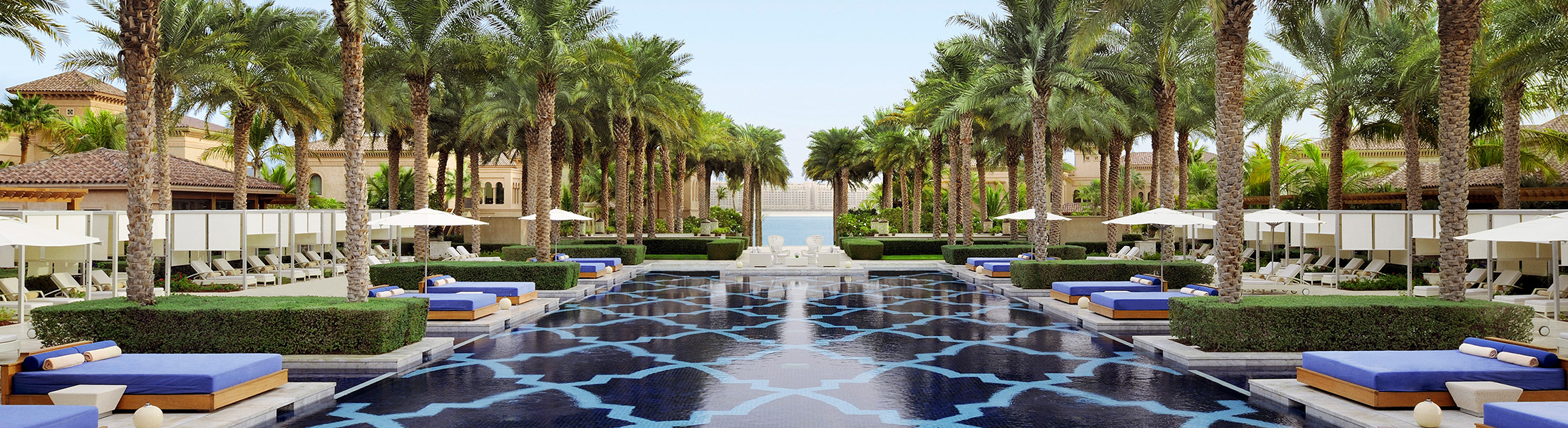 Main pool at Manor House at One&Only The Palm