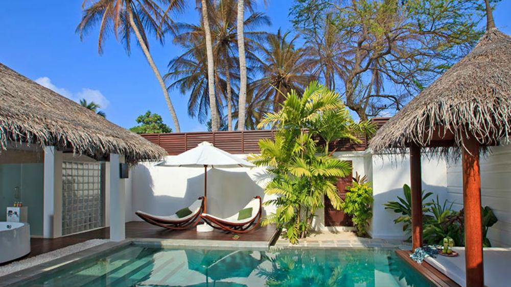 Pool Villa at the Velassaru Maldives