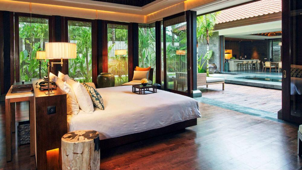 Presidential Beachfront Villa at Fairmont Sanur Beach Bali
