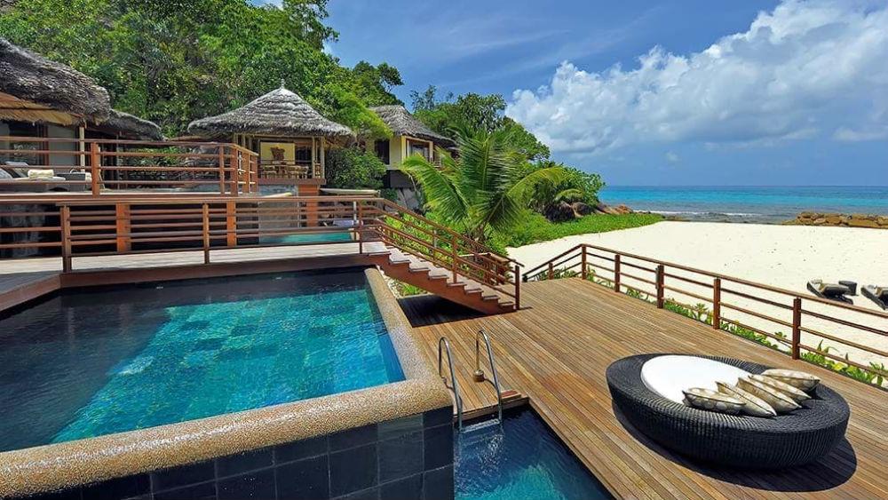 Presidential Villa at the Constance Lemuria Seychelles