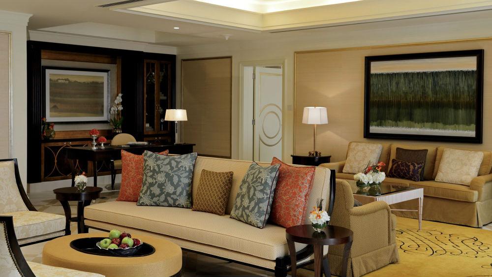 Royal Suite, Ritz Cartlon Abu Dhabi