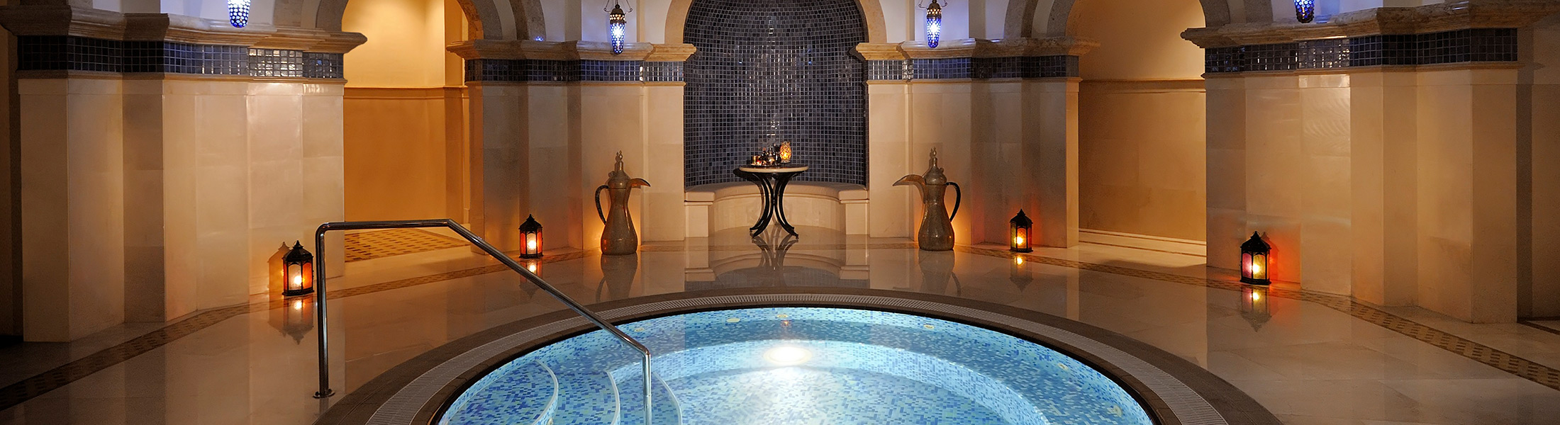 Hammam at Arabian Court One&Only Royal Mirage
