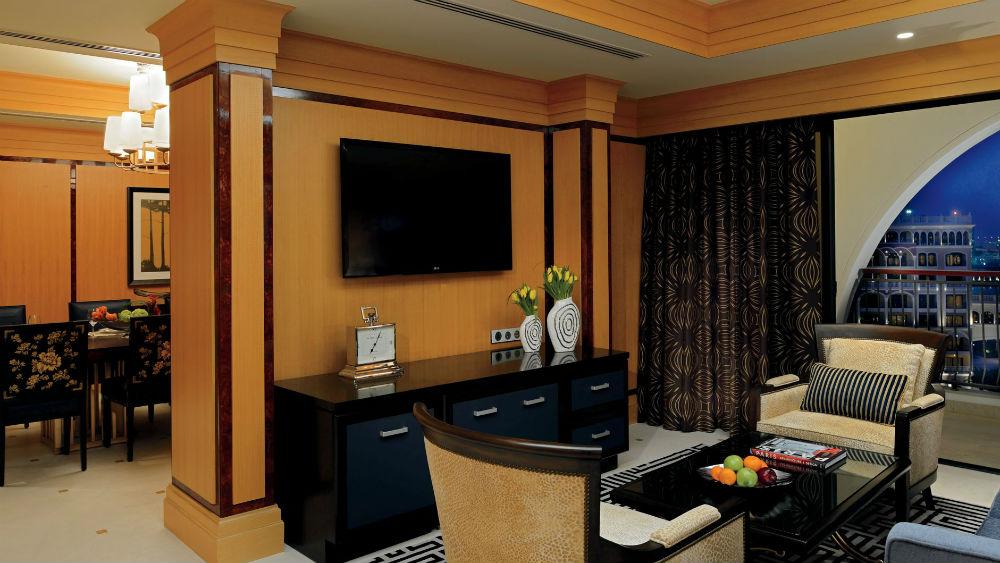 The carlton ritz suite Ritz Cartlon Abu Dhabi
