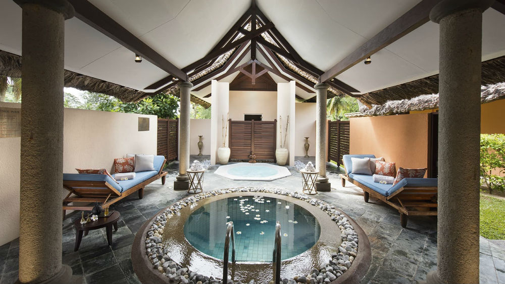 U Spa at the Constance Lemuria Seychelles