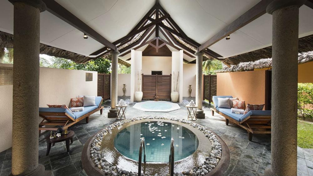 U Spa at the Constance Lemuria Seychelles