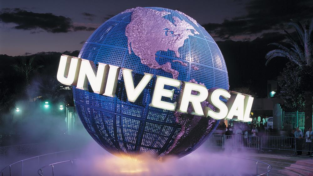 Universal symbol - Loews Portofino Bay Hotel at Universal