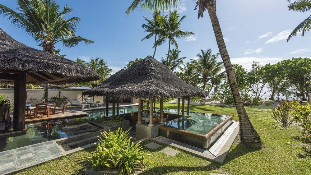 Villa Constance Lemuria Seychelles