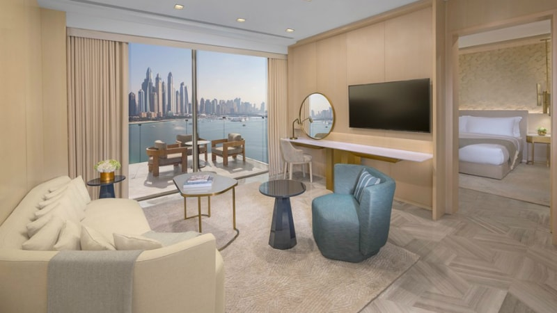 1 bedroom at the Five Palm Jumeirah
