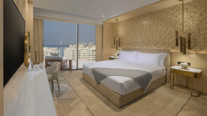 2 bedroom suite at the Five Palm Jumeirah