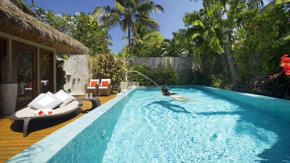 Baros Residence at the Baros Maldives