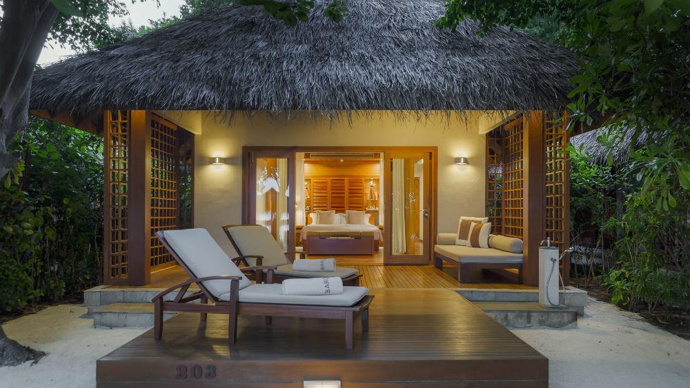 Baros Villa at the Baros Maldives