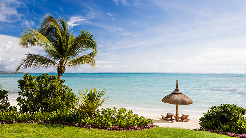 Beach - One&Only Mauritius - Island Honeymoon