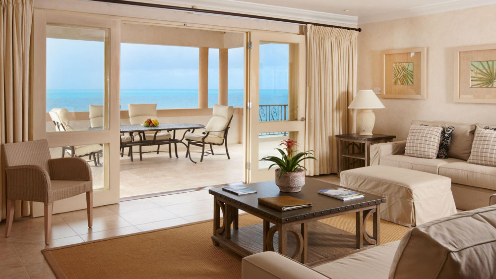Cove Penthouse at the Blue Waters Antigua